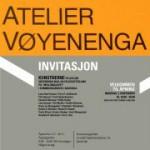 2014 Plakat Atelier vøyenenga